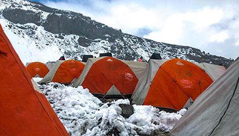 6 Days Rongai Route Kilimanjaro Hiking Safari