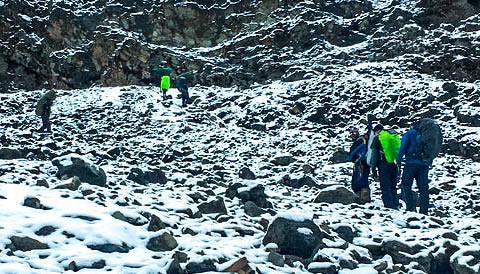 7 Days Machame Route Kilimanjaro Hiking Safari