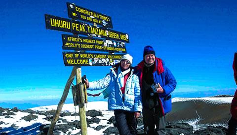 6 Days Machame Route Kilimanjaro Hiking Safari