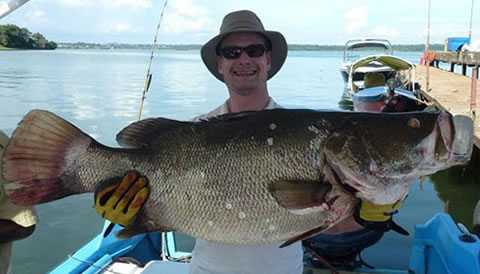 7 Days Fishing and Wildlife Adventure Safari in Uganda