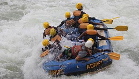 1 Day Rafting in Jinja