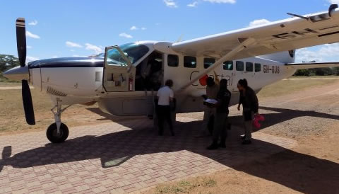 4 Days Fly in Selous Game Reserve Safari