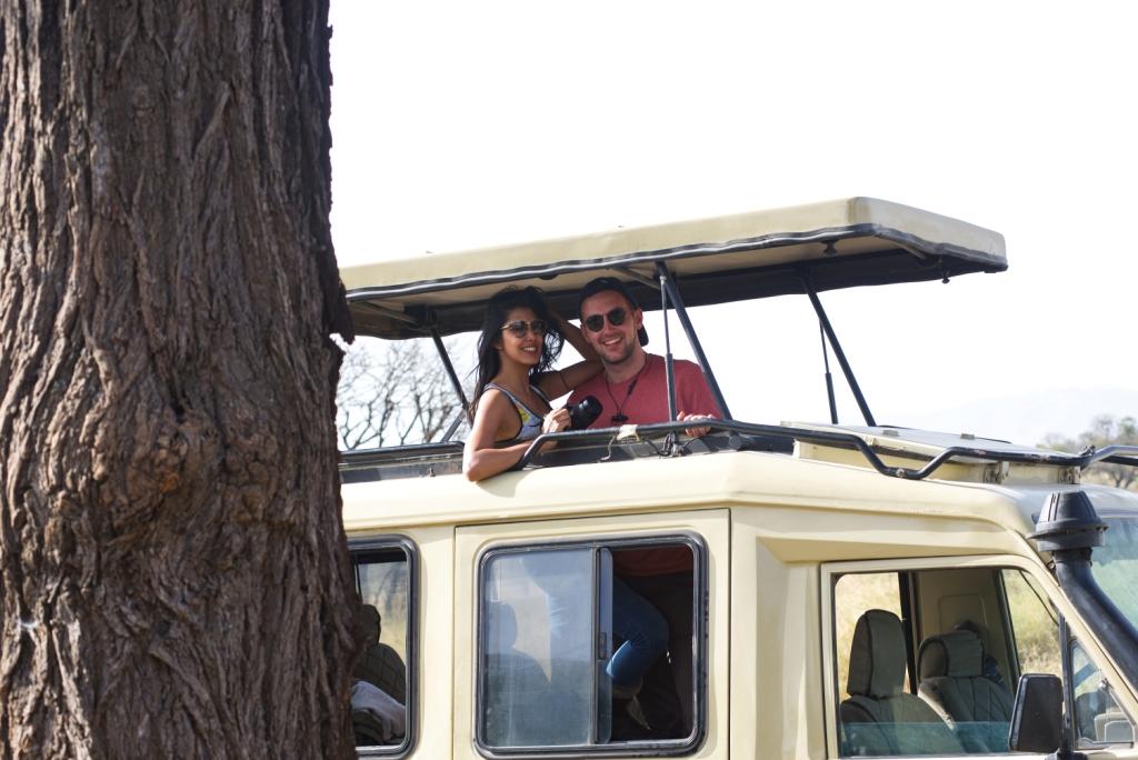 Safari Car Hire